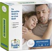 Dr. Breathe Well ™ - Anti Snurk Beugel - Snurkbeugel op maat met gratis 8 Neusspreiders en 30 Neuspleisters