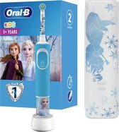 Oral-B Kids Frozen 2 - Elektrische Tandenborstel - Powered By Braun - 1 Handvat en 1 opzetborstel