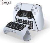 Ìpega PS5 Keyboard – Bluetooth Toetsenbord voor Playstation 5 Controllers