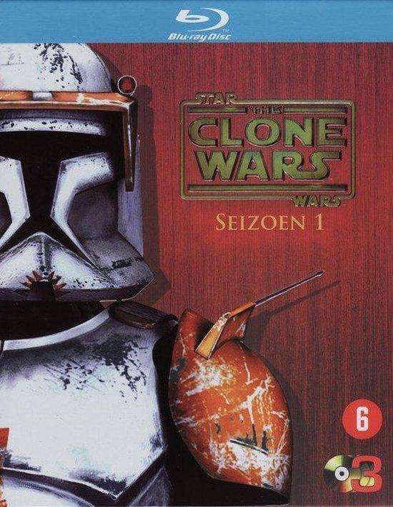 Cover van de film 'Star Wars: The Clone Wars'