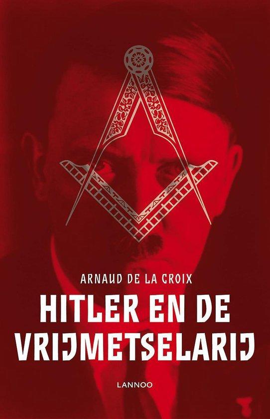Cover van het boek 'Hitler en de vrijmetselarij'