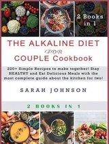 Omslag Alkaline Diet for Couple Cookbook