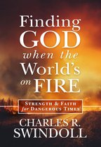 Omslag Finding God When the World's on Fire