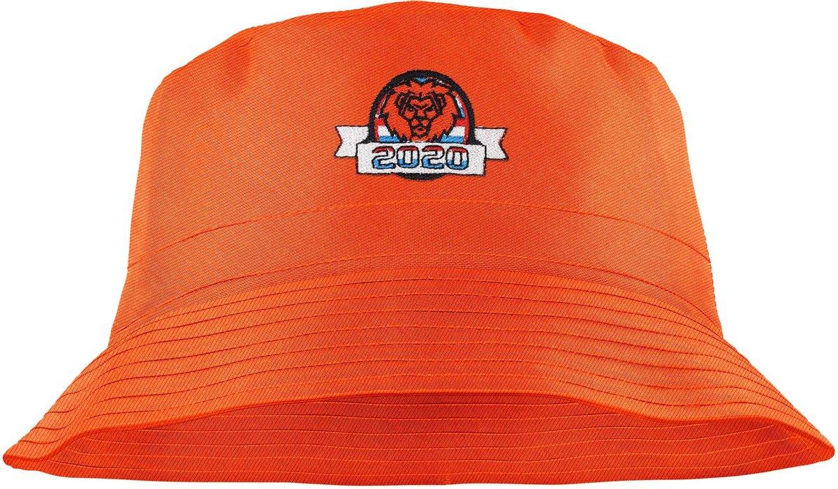 EK 2020 2021 Bucket Hat - Nederlands Elftal - Euro - Oranje kleding - 55cm