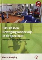 Basislessen bewegingsonderwijs in de speelzaal