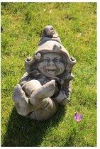 Betonnen tuinbeeld - Jack - Pheebert's - kabouter