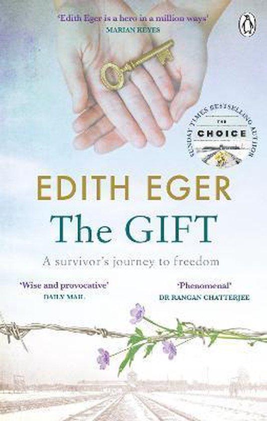 Boek cover The Gift van edith eger (Paperback)