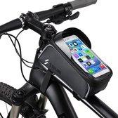 Universele Telefoonhouder voor Fiets – Waterdicht – Frametas Racefiets – GSM Houder Fiets