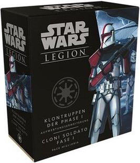 Afbeelding van het spel Star Wars: Legion - Klontruppen der Phase I - Aufwertungserweiterung