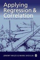 Applying Regression and Correlation