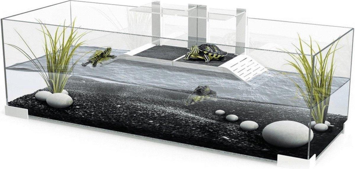 Ciano Tartarium 80  - Transparant - 79x29,7x27,5 cm