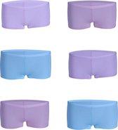 Meisjes ondergoed - dames Panty - VOORDELIGE 6 PACK 146/152