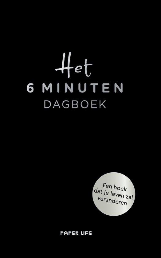 Omslag van Het 6 minuten dagboek