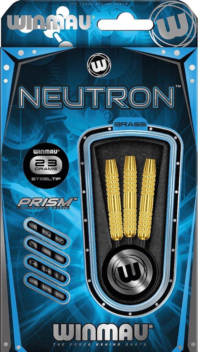 Winmau Neutron 3 Brass - 25 gram
