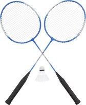 Muntex Badminton Set | Blauw
