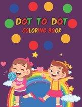 Dot to Dot Coloring Book