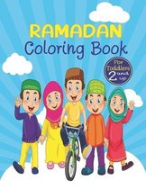 Ramadan Coloring Book For Toddlers 2 And Up