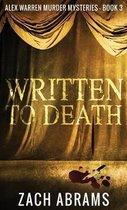 Written To Death
