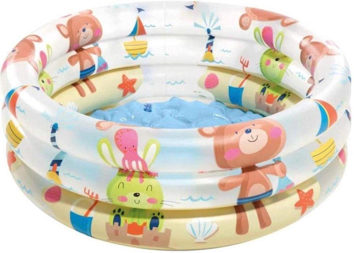 Intex Opblaasbaar Zwembad | Voor Kinder en Baby's | 61 x 22 x 33