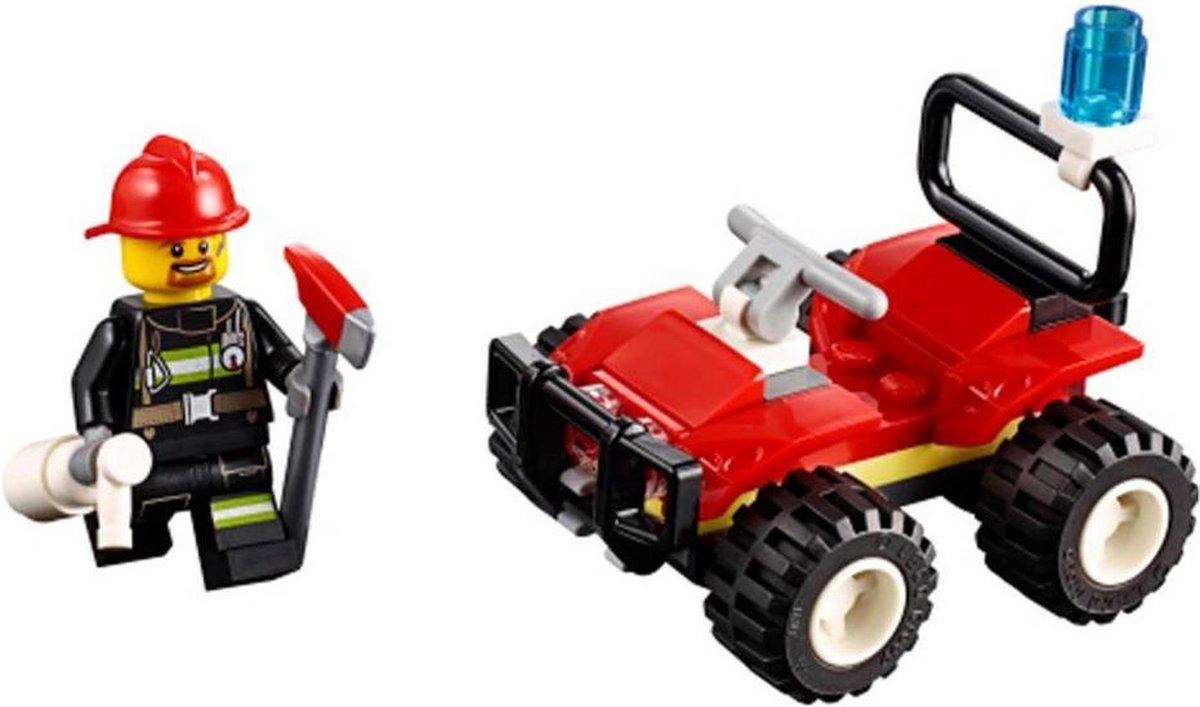 Lego Creator - Lego City - LEGO - Lego brandweerman - Brandweerman - Bouwpakket - NIEUWE EDITIE - LIMITED EDITION