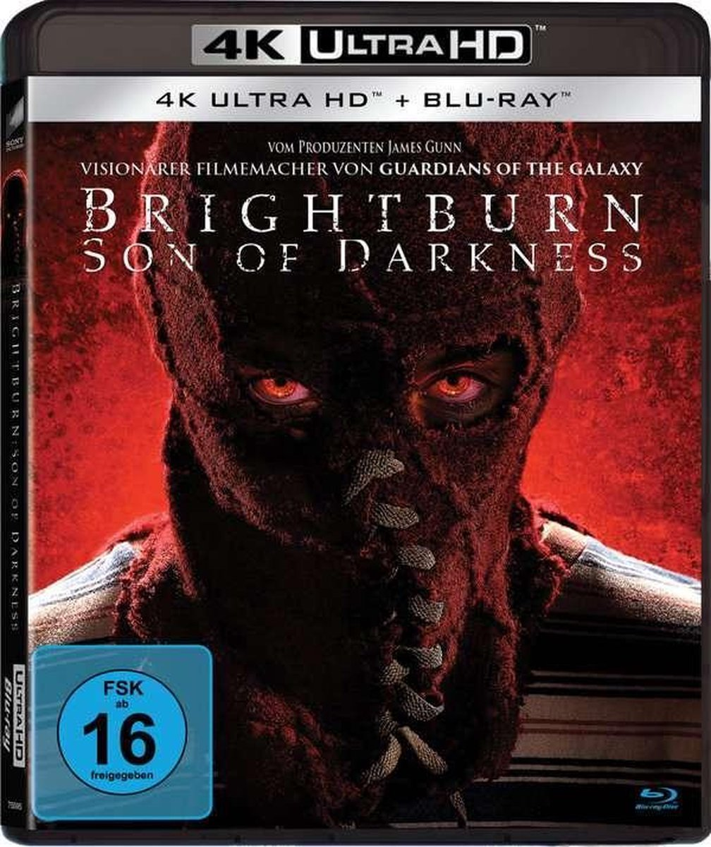 Brightburn: Son of Darkness (Ultra HD Blu-ray & Blu-ray)-