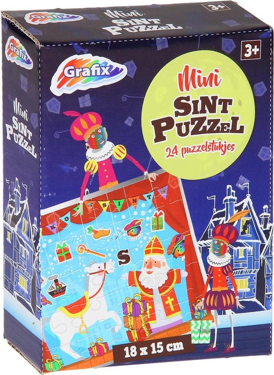 Afbeelding van het spel Super Sint & Piet Kwartet - 32 Kaartjes
