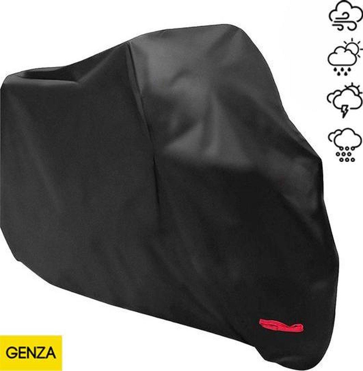 GENZA Premium Scooterhoes   Motorhoes   Geschikt voor Binnen en Buiten   Scooterhoes Waterdicht   Sc