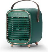 Mini Airco   Mobiele Airco  Luchtkoeler   Airconditioning   Ventilator   Aircooler   Tafelventilator