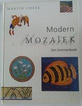 Modern mozaek