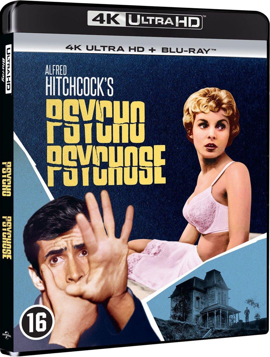 HITCHCOCK: PSYCHO ('60) (UHD)-