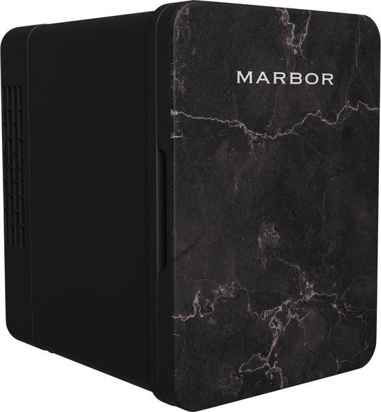 Koelkast: Marbor FW214 Pro - Mini Beauty Fridge - Skincare - 4 Liter - Black Edition, van het merk Marbor