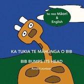 Ka tukia te māhunga o Bib - Bib bumps its head