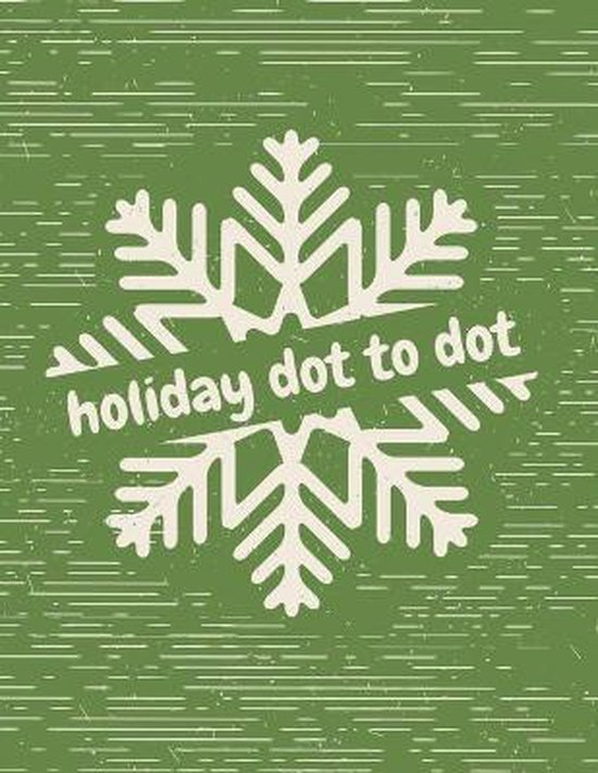 Holiday Dot to Dot