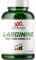 XXL Nutrition L-Arginine - 120 capsules