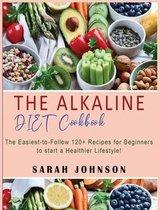 Omslag Alkaline Diet Cookbook
