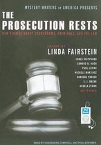 Omslag Mystery Writers of America Presents The Prosecution Rests