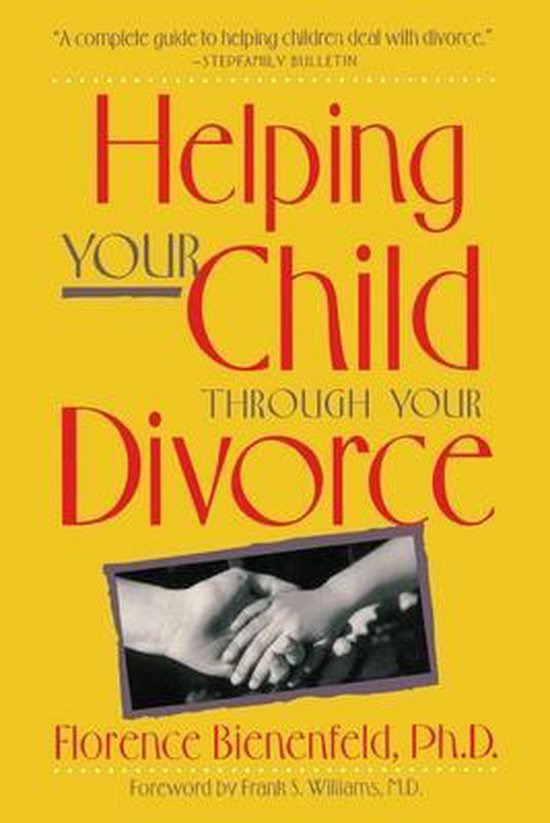 Omslag van Helping Your Child Through Your Divorce