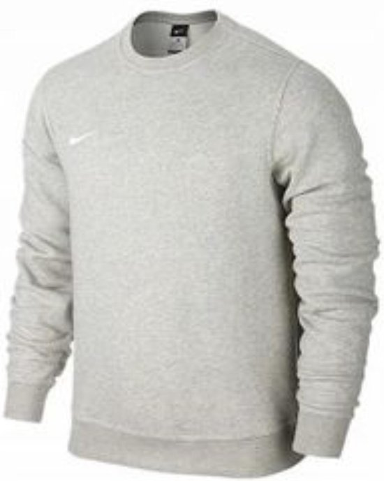 Nike Sweater Men - Grijs - Maat L