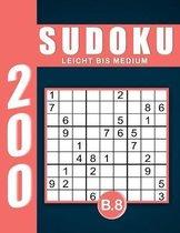 Sudoku Erwachsene Leicht Bis Medium Band 8