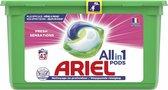 Ariel All in 1 Wasmiddel Pods Fresh Sensations - 3x43 Wasbeurten - Halfjaarbox