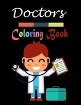 Doctors Coloring Book