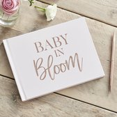 Gastenboek Baby in Bloom - Babyshower