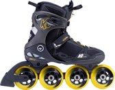 K2 VO2 S Inlineskates - Maat 42 - Mannen - zwart - geel