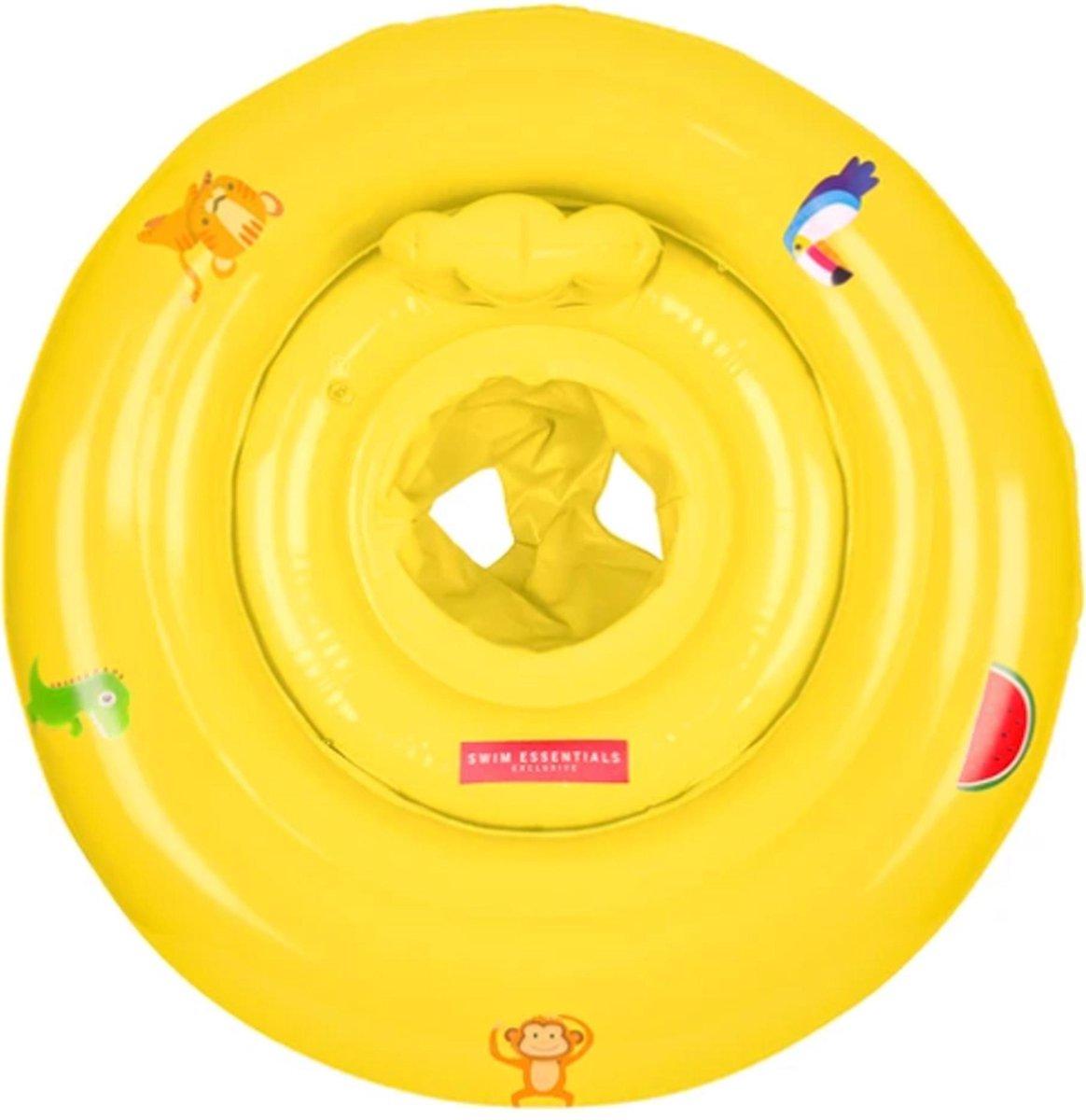 Swim Essentials Zwemband - Geel - Babyfloat - 0 t/m 2 jaar