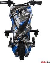 Drift Trike dynamic blue Selectra led wieltjes 250W krachtige motor