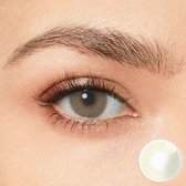 ⭐️ Alimabeauty kleurlenzen natural hazel - olijfgroene lenzen - groen - 6 maanden