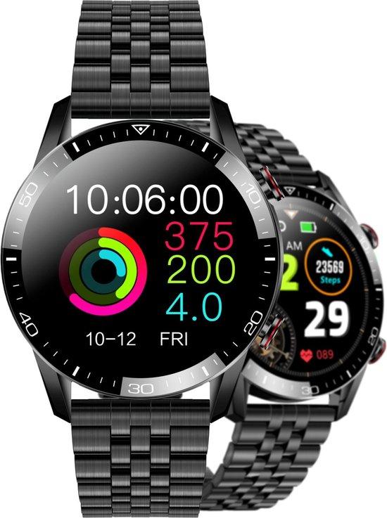 Malatie® Black Panther Smartwatch heren