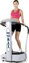 Gymform Vibro Max Professionele Trilplaat | Hot Item | Fitness | Vibratietrainer | Fitnesstoestel | Hometrainer | Meerdere Programma's en Sterkteniveaus