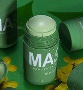 DETOX STICK  | Je huid volledig reinigen van alle vuiligheid | Groene Thee Detox Masker Stick | Green Tea Detox Mask