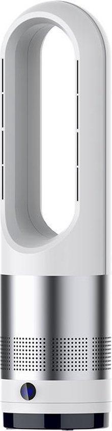 Sorteq® - Airconditioning | Air Cooler | Luchtkoeler | Air Ionisator | Koelapparaat | Incl. Afstandsbediening | Noise Cancelation| Ventilator | Luchtbevochtiger | Mute Mode | Nachtmode Air Cooler torenventilator | Incl. Verwarming Fuctie Air Cooler